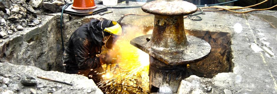 Millennium Marine Contractors Steel Fabrication