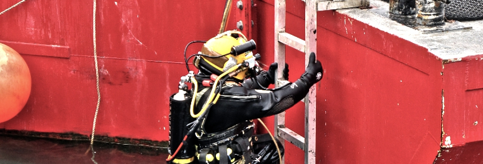 Millennium Marine Contracts, Marine and Civil Engineering South Devon, CCTV Diving Inspections