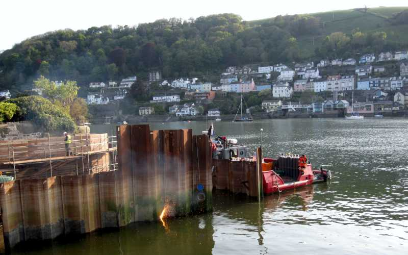 Dartmouth & Kingswear Ferry Slipways