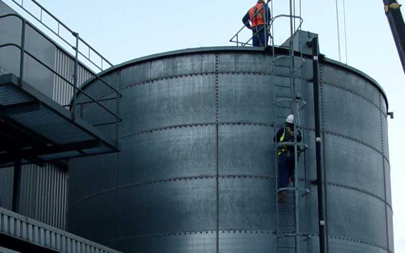 Fresh Water Sprinkler Tank - South Molton