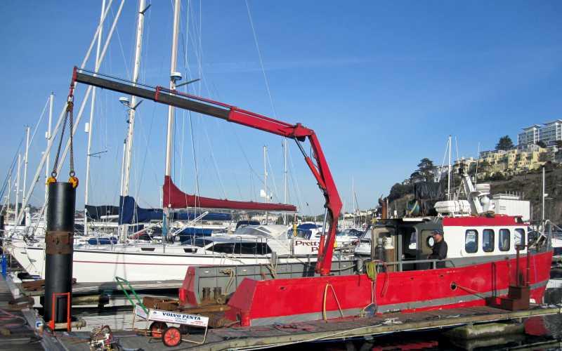 Pile Repairs & Extensions, Torquay