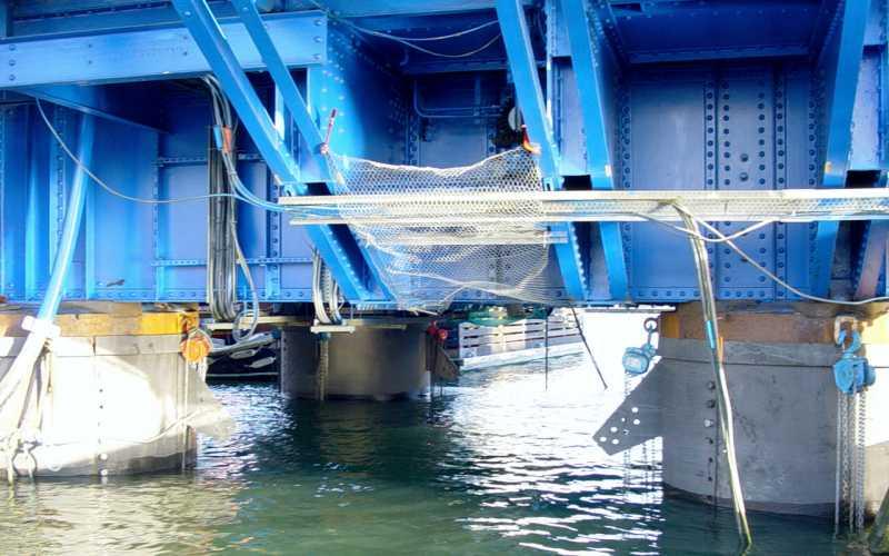 Poole Harbour Lifting Bridge