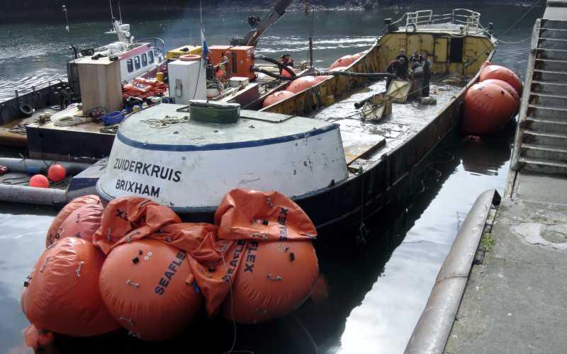 Salvage Works - Zuiderkruis